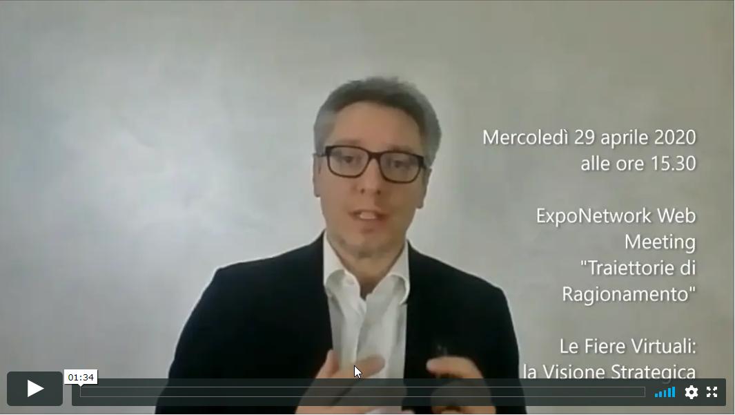Fiere Virtuali - La visione strategica